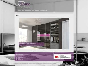 Hemsida till Home Design One