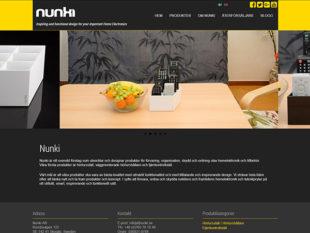 hemsida till nunki